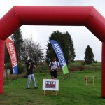 3.º absoluto mwg trail 20km