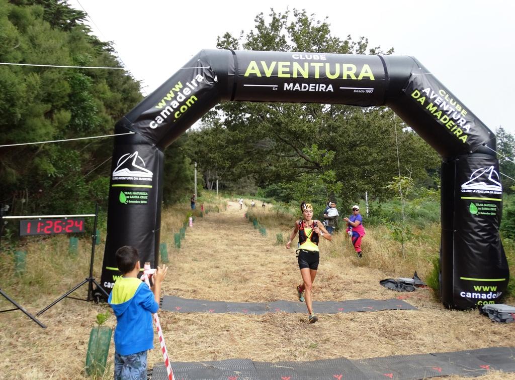 1.ª 21km Carlota Escórcio